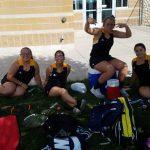 8-30-18 Girls Tennis vs Box Elder