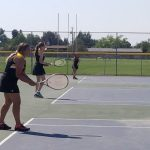 9-6-18 Girls Tennis vs WX