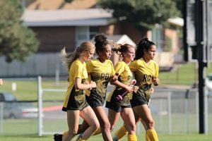 9-6-18 Girls Soccer vs Viewmont