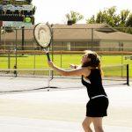 9-13-18 Girls Tennis vs Viewmont