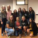 10-8-18 Girls Tennis Banquet