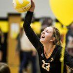 10-16-18 Volleyball vs Viewmont *Senior Night*