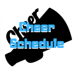 2018-2019 Cheerleading Schedule