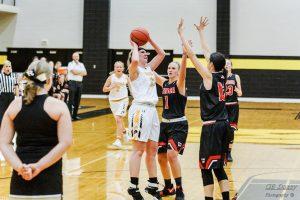 11-27-18 Girls Basketball vs Weber