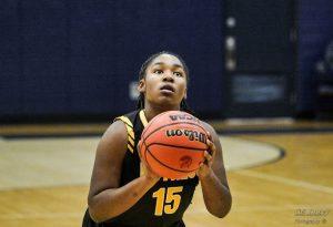 12-7-18 Girls Basketball @ Layton