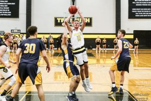 12-18-18 Boys Basketball vs Bonneville