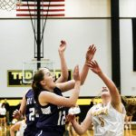 1-18-19 Girls Basketball vs Box Elder