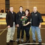 1-24-19 Wrestling vs Woodscross *Senior Night*
