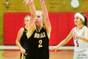 1-25-19 Girls Basketball @ Bountiful