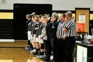2-5-19 Girls Basketball vs Bountiful