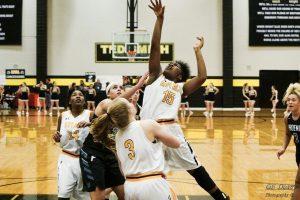 2-12-19 Girls Basketball vs Farmington