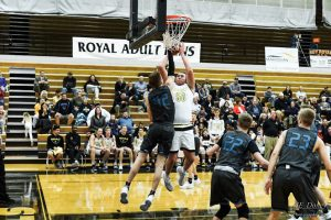 2-20-19 Boys Basketball vs Farmington