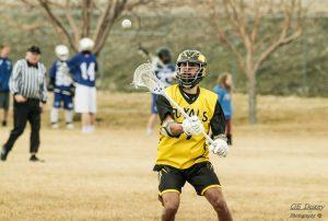 3-12-19 Boys Lacrosse vs Fremont
