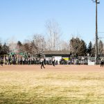 3-19-19 Girls Softball vs Bountiful