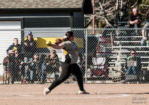 3-19-19 Girls Softball vs Bountiful
