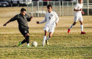 3-21-19 Boys Soccer *Alumni*