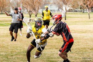 3-28-19 Boys Lacrosse vs Weber
