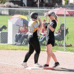 4-19-19 Girls Softball vs Bonneville