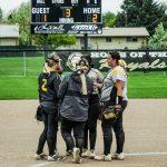 4-30-19  Girls Softball vs Bountiful