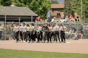 5-14-19 Girls Softball vs Cottonwood