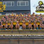2018-2019 Track Region 5 Champions!