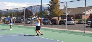 9-5-19 Girls Tennis @ Fremont