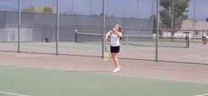 9-10-19 Girls Tennis @ Syracuse