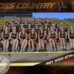 2019-2020 Cross Country Team
