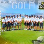 2019-2020 Boys Golf Team