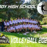 2019-2020 Volleyball Team