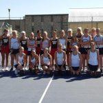 9-18-19 Girls Tennis vs Weber