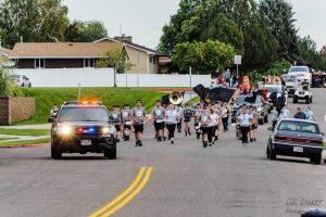 9-19-19 Homecoming Parade