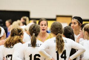 10-8-19 Volleyball vs Fremont