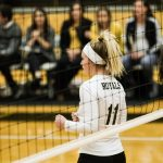 10-29-19 Volleyball vs Davis