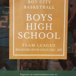Roy City Boys Basketball League