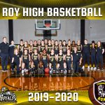 2019-2020 Girls Basketball Team
