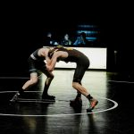 1-8-20 Wrestling vs Clearfield