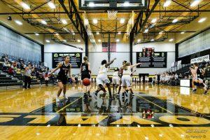 1-14-20 Girls Basketball vs Northridge
