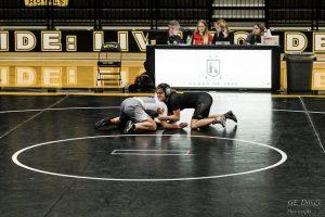 1-16-20 Wrestling vs Syracuse