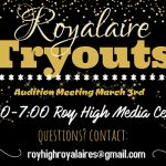Royalaire Tryouts