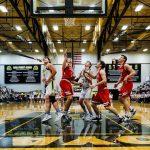 2-7-20 Boys Basketball vs Weber