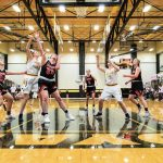 2-7-20 Girls Basketball vs Weber