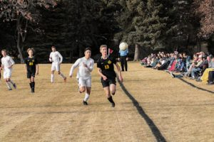 3-3-20 Boys Soccer vs Bear River