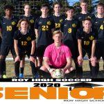 2019-2020 Boys Soccer Seniors