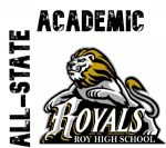 RHS Spring Sport Athletes *Academic All-State*