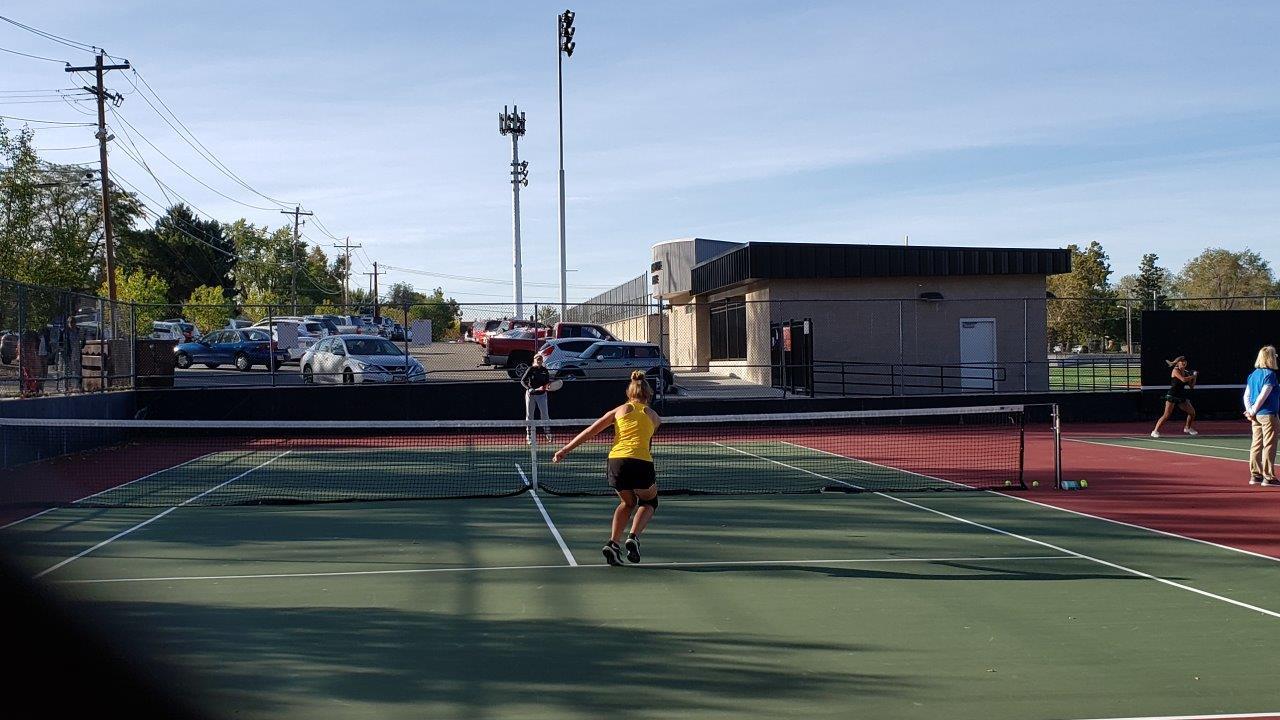 9-28-20 Girls Tennis *Region Tournament*