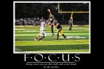 FOCUS – Cade Harris interception