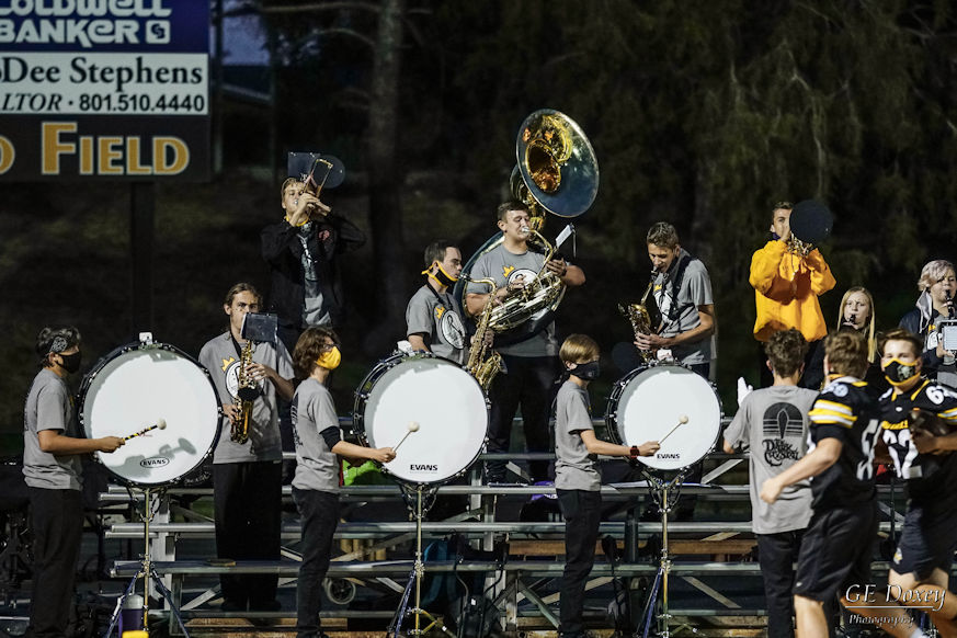 10-2-20 Marching Band
