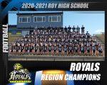2020 – 2021 Football Region Champions