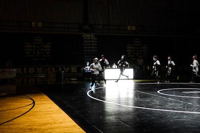 1-20-21 Wrestling vs Layton